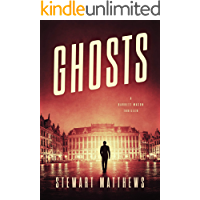 Ghosts: Barrett Mason Book 4