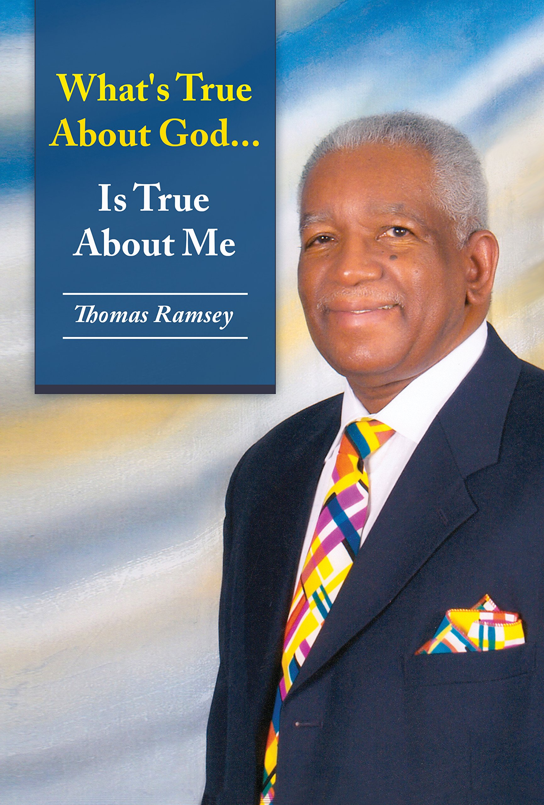 What's True About God Is True About Me PDF