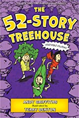 The 52-Story Treehouse: Vegetable Villains! (The Treehouse Books Book 4) Kindle Edition