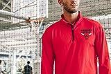 NBA Chicago Bulls Men's Quarter Zip Pullover