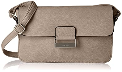 Damen Talk Different II Shoulderbag Shf Schultertaschen, Blau (400), 24x13x5 cm Gerry Weber