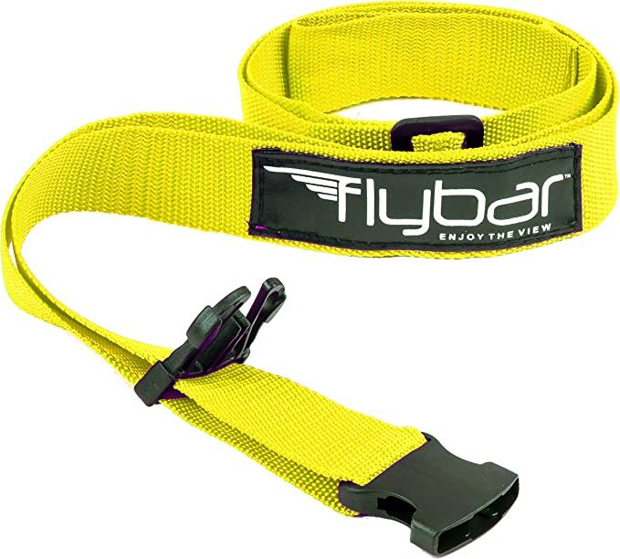 Flybar FBSTR-R Pogo Stick Quick Clip Pogo Carrier Strap-Easily Transport Your Pogo Anywhere