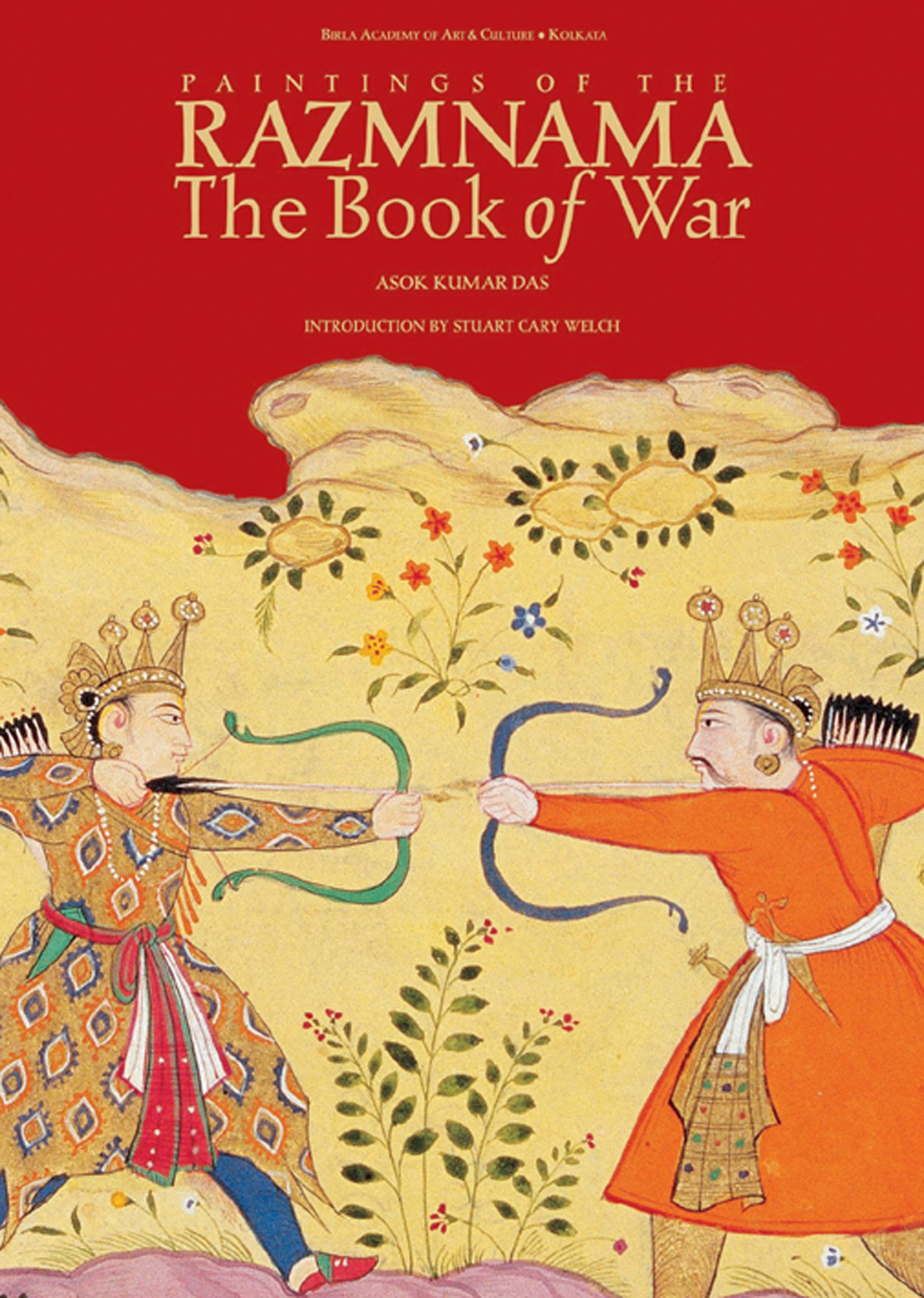Download Paintings of the Razmnama: The Book of War pdf