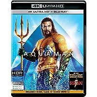 Aquaman (4K UHD & HD) (2-Disc)