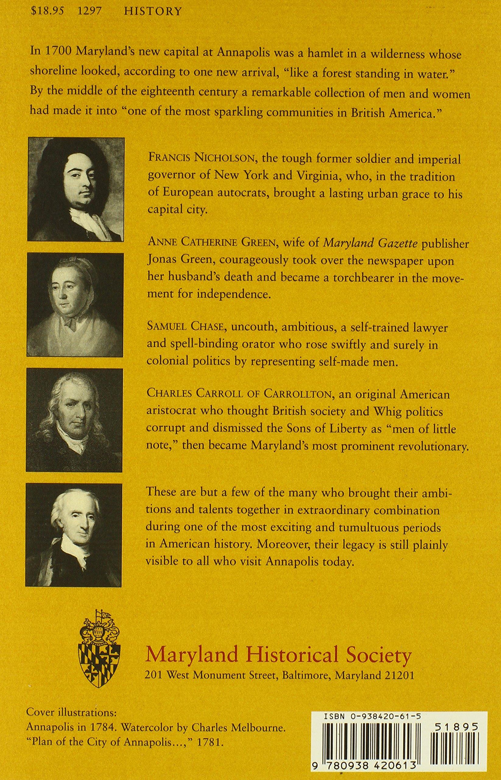 Men of annapolis
