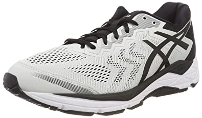ASICS Men's Gel Fortitude 8 (2e) Running Shoes Blau Grey