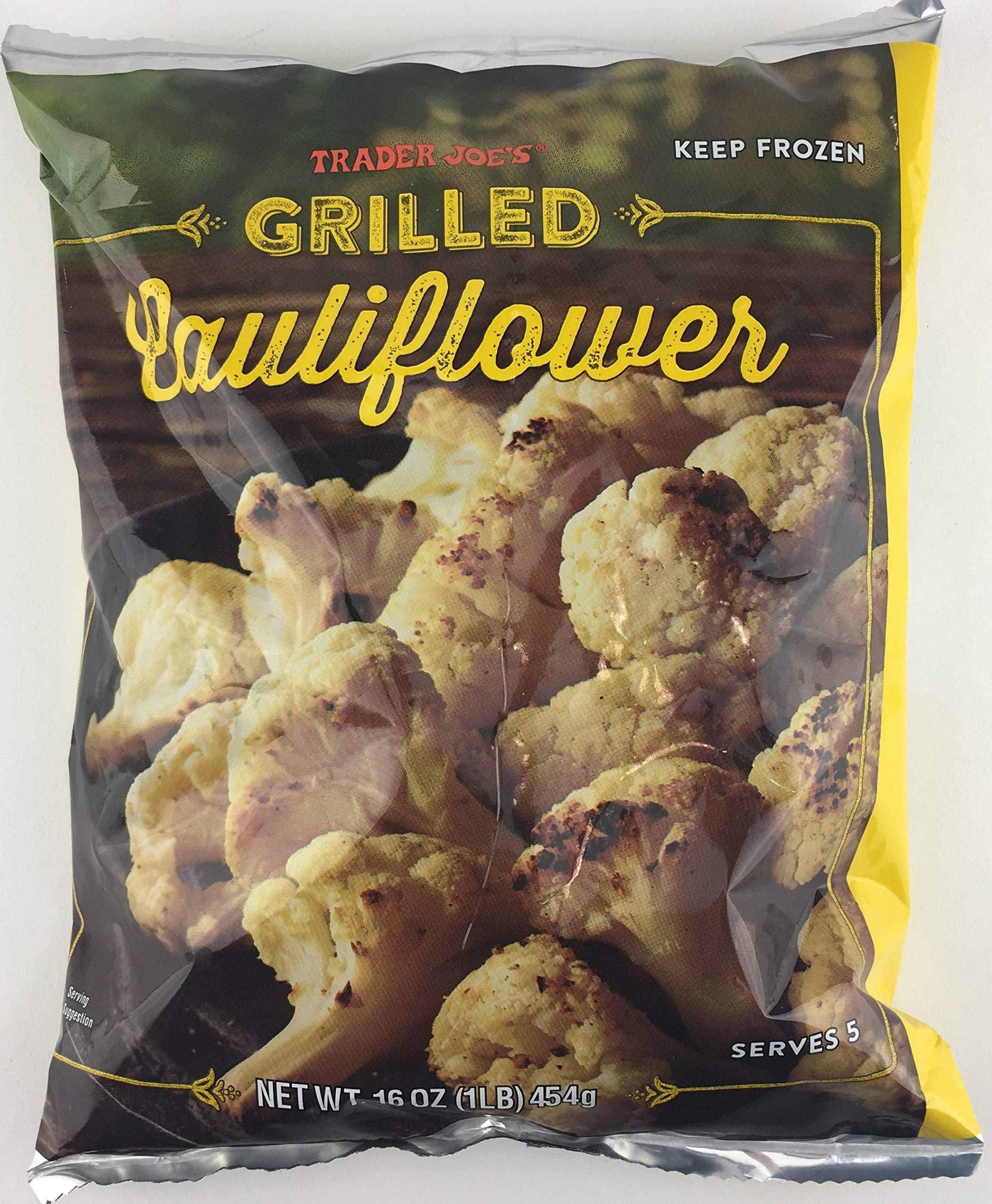 Trader Joe's Grilled Cauliflower (4 Pack)