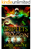 Triplets For The Dragon: A Paranormal Pregnancy Romance