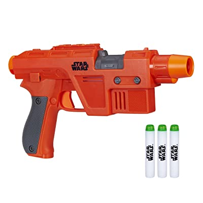 Star Wars Nerf Poe Dameron Blaster: Toys & Games