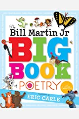 The Bill Martin Jr Big Book of Poetry Hardcover