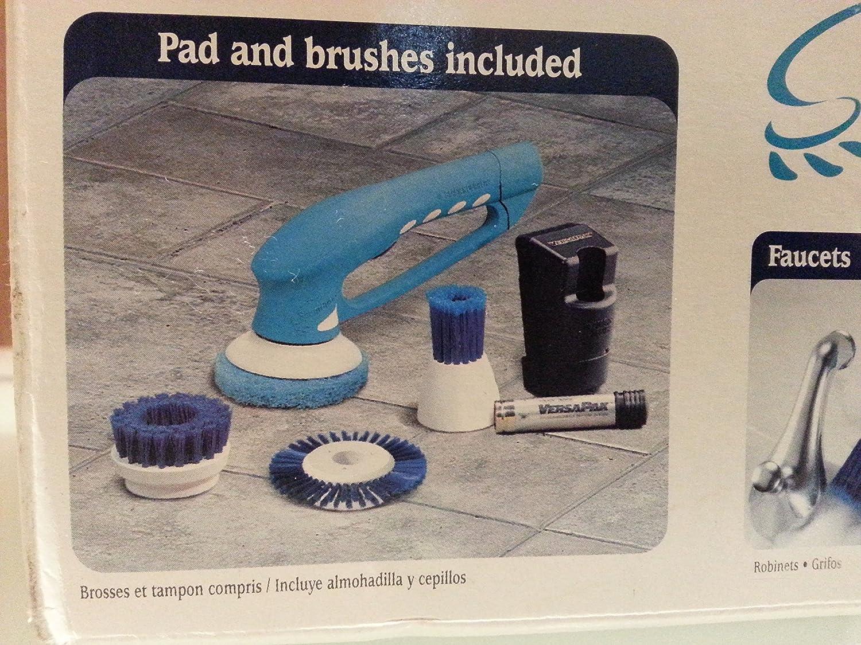 Amazon.com: Black & Decker, ScumBuster Cordless Wet Scrubber, Model S100: Kitchen & Dining