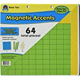 Teacher Created Resources Base Ten Magnetic Accents (77242)