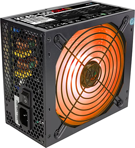 Aerocool KCAS650GM - Fuente de alimentación modular para PC (650W ...