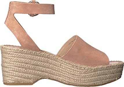 626dd7da9755 Women s Lesly Wedge Sandal.  1 Best Seller in Women s Contemporary    Designer Sandals. Dolce Vita Women s Lesly Espadrille Wedge Sandal Rose  Suede ...