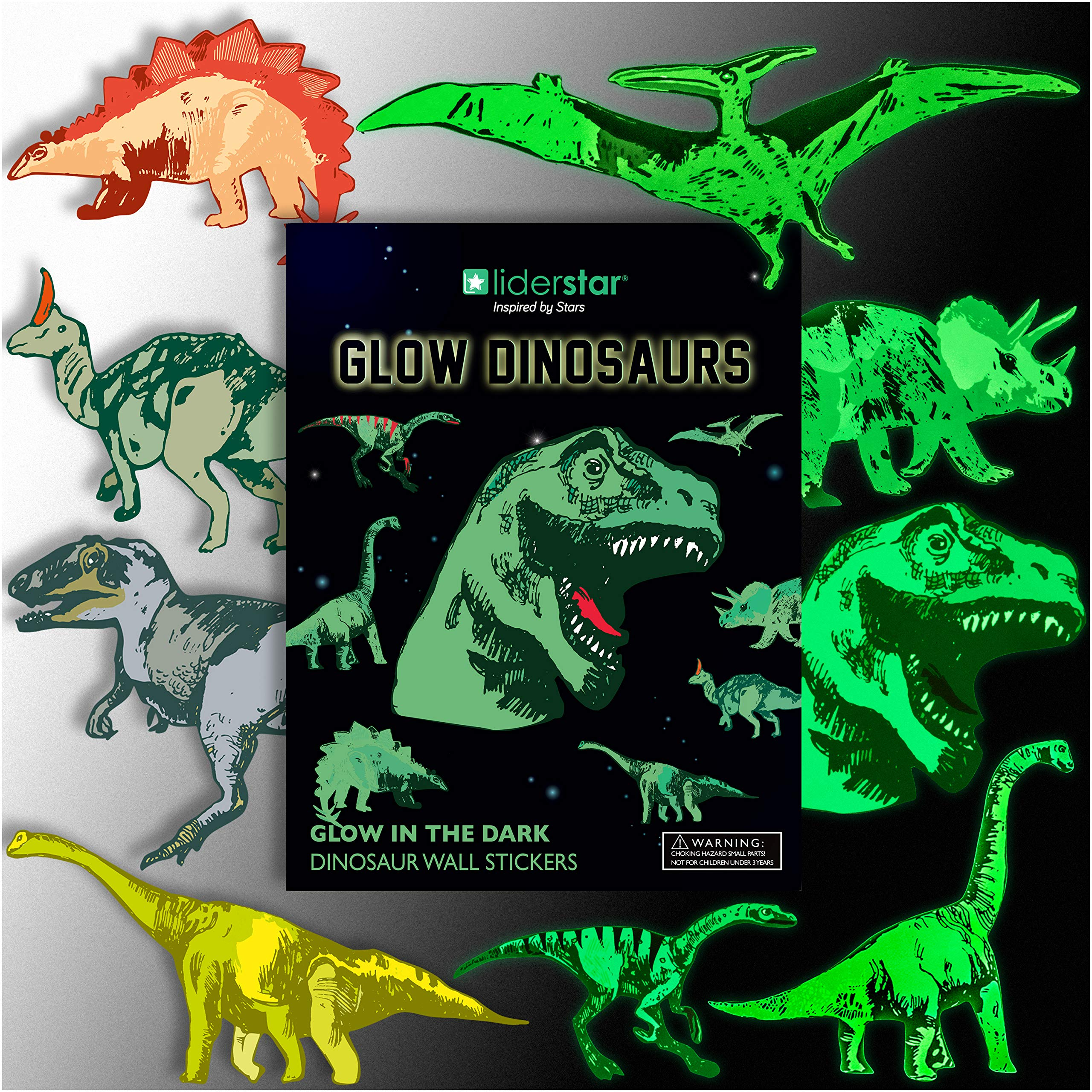 Super Impressed with these Dino Decals!