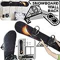 Indoor Snowboard Storage