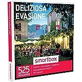 smartbox - Cofanetto Regalo - Deliziosa EVASIONE - 525 soggiorni in agriturismi e Hotel 3*