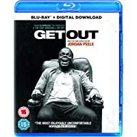 GET OUT Blu Ray + digital download [Blu-ray] [2017] IMPORT
