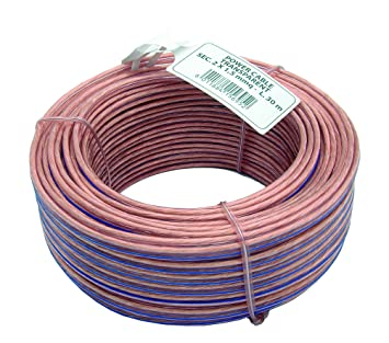 G&BL PT215K cable de audio 5 m Transparente - Cables de audio (Cobre, 5