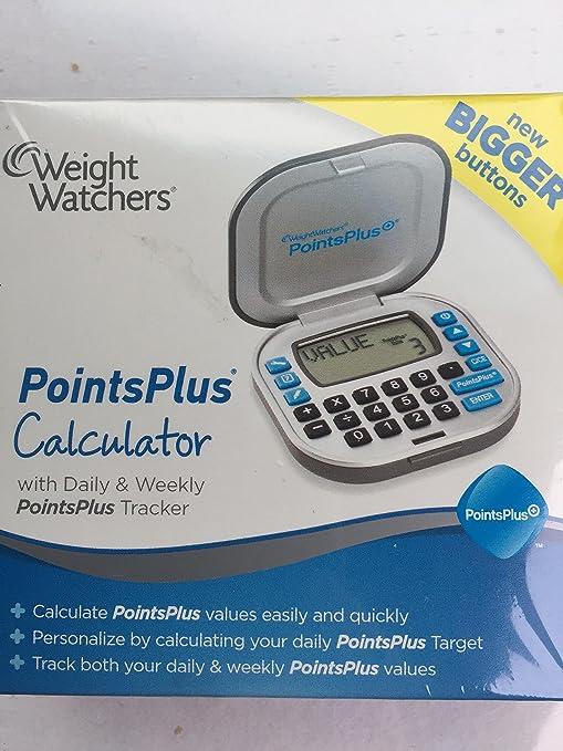 Amazon. Com: weight watchers points plus calculator (2015 edition.