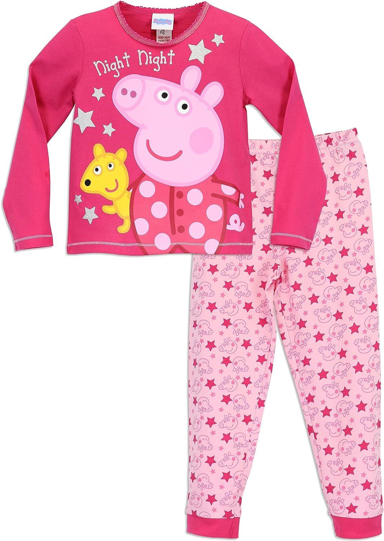 Peppa Pig - Pijama para niñas 6 - 7 Años: Amazon.es: Ropa y accesorios