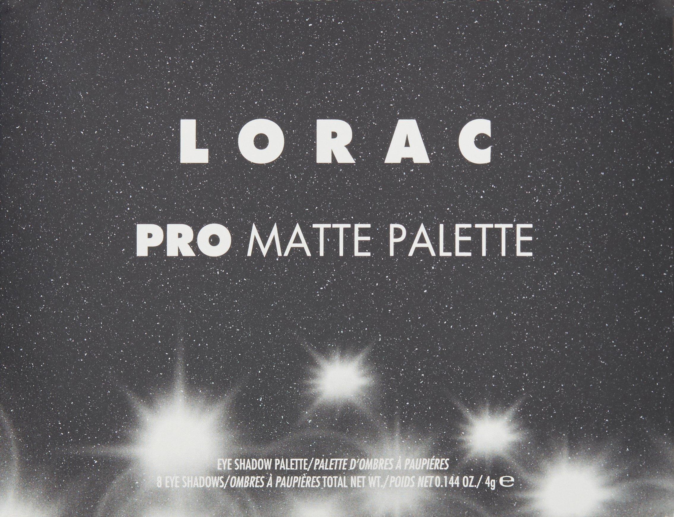 LORAC Pro Matte Eye Shadow Palette by LORAC (Image #5)