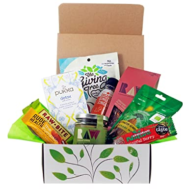 Super healthy natural hamper gift box vegan gluten free super healthy natural hamper gift box vegan gluten free negle Image collections
