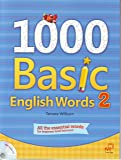 1000 BASIC ENGLISH WORDS 2 STUDENT BOOK WITH AUDIO CD