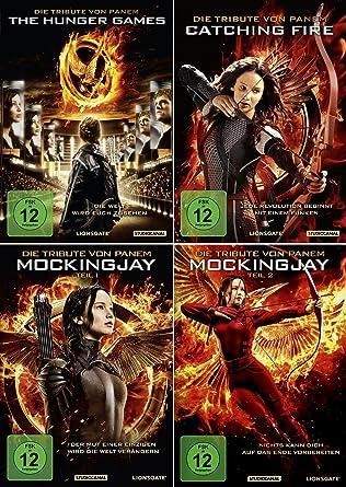 Die Tribute Von Panem 1 2 3 Hunger Games Catching Fire