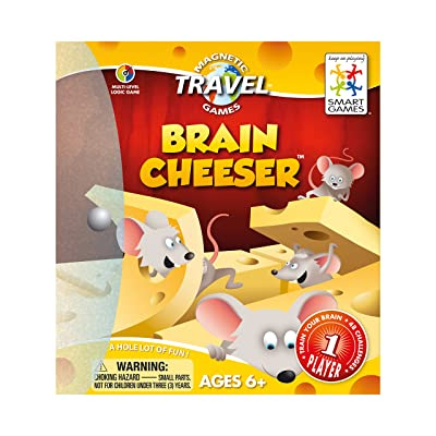 SmartGames Brain Cheeser: Toys & Games