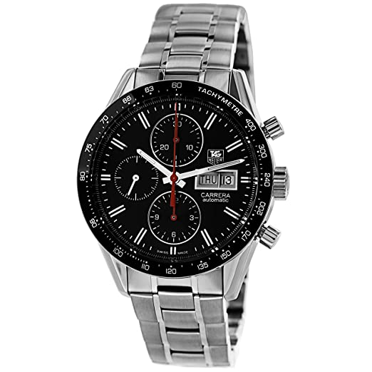 Tag Heuer TAG-WAR211A.FC6180 reloj mecánico automático para hombre: Amazon.es: Relojes