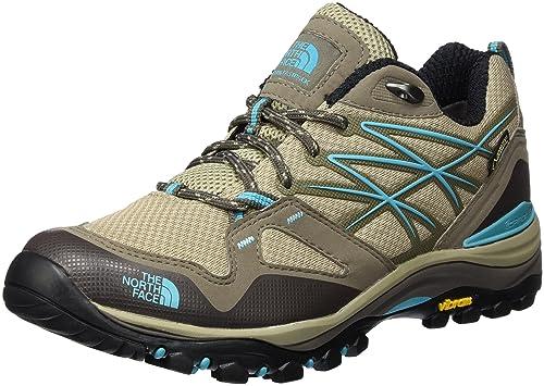 North Face W Hedgehog Fastpack GTX (EU), Mujer Zapatillas de senderismo, Mujer, Azul (GSU), 41 EU: Amazon.es: Zapatos y complementos