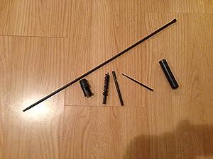 ESKS Original SKS Buttstock Cleaning Kit-17 Cleaning Rod-Free Rem Oil Wipe Pack