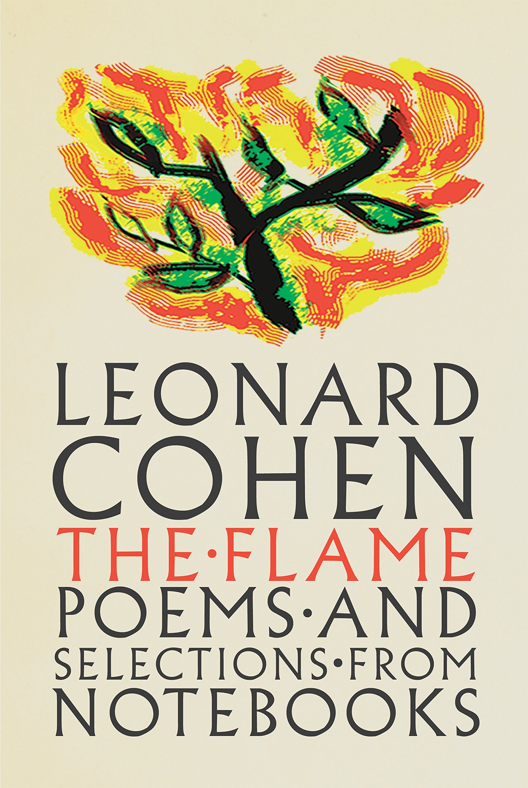 Image result for leonard cohen the flame