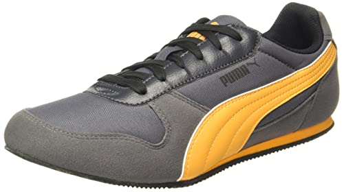 df564b4aad1 Puma Men s Superior Dp Asphalt-Zinnia-Black Sneakers - 11 UK India ...