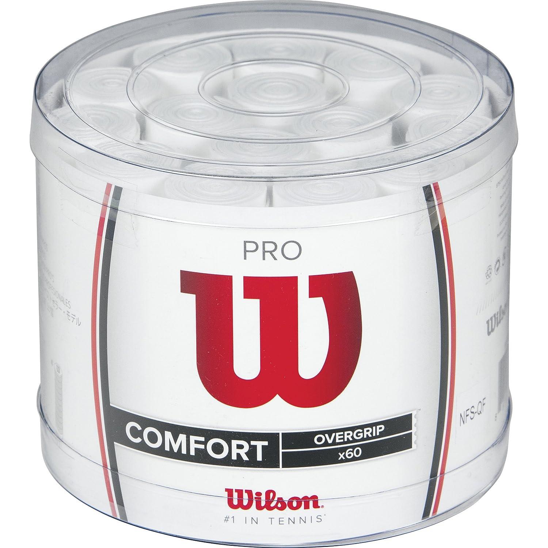 Wilson - Pro Overgrip0 Stück Wilson Overgrip Pro 60er Weiß 0076260155000000 WRZ4024WH