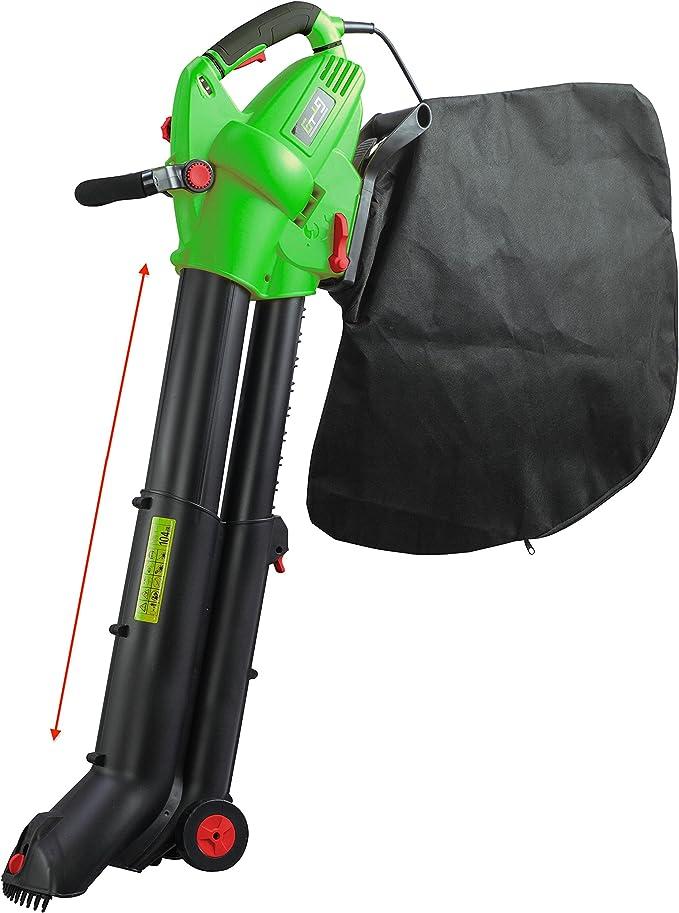Aspirador soplador triturador gardtech: Amazon.es: Bricolaje y herramientas