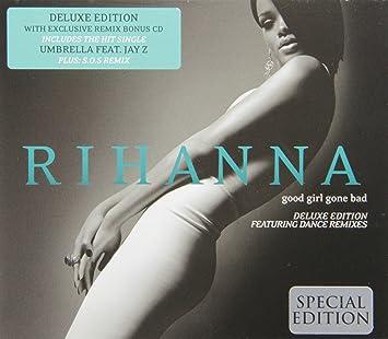 Rihanna Good Girl Gone Bad Amazon Com Music