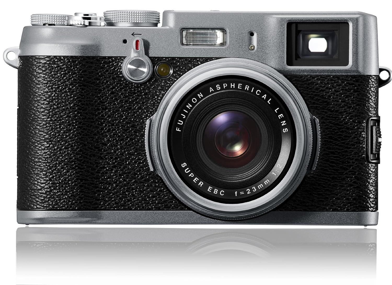 FUJIFILM デジタルカメラ FinePix X100  1230万画素 F FX-X100   B004NROYU8