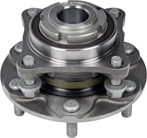 Dorman 950-004 Pre-Pressed Hub Assembly Front for Select Toyota Models