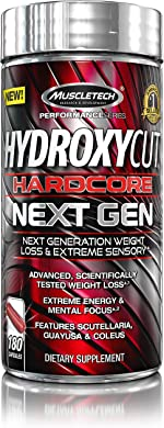 Weight Loss Pills for Women & Men | Hydroxycut Hardcore Next