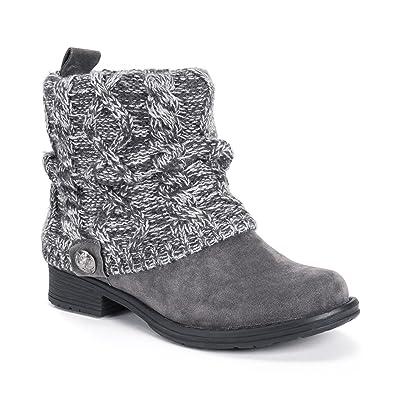 MUK LUKS Women s Patrice Boots Fashion e0251b261