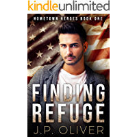 Finding Refuge (Hometown Heroes Book 1) book cover
