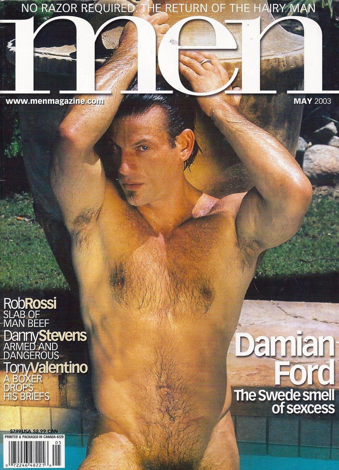Alan ford hairy porn