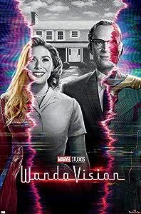 Trends International Marvel WandaVision - One Sheet Wall Poster, 22.375