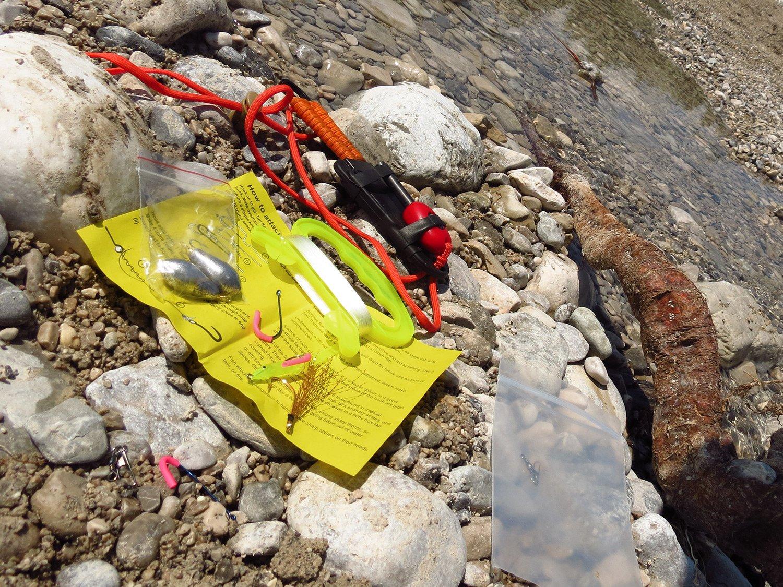/Kit de Supervivencia para Pesca BCB/ con sedal y se/ñuelos