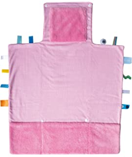 Snoozebaby Comfort Sleepsuit with Detachable Sleeves Pink 3-9 Months 2008