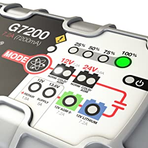NOCO Genius G7200 review