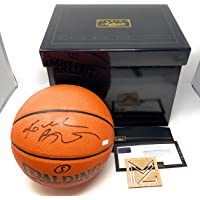 $1999 » Kobe Bryant Los Angeles Lakers Signed Autograph NBA Replica Game Basketball Panini Authentic Certified