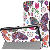 IVSO Huawei MediaPad M3 Lite 8 Etui Housse Slim Smart Cover Housse de Protection pour Huawei MediaPad M3 8 Lite Tablette, CH-10